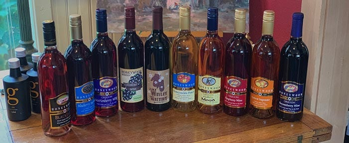honeywood wines